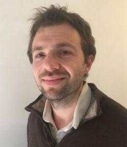 Ben Lindley headshot