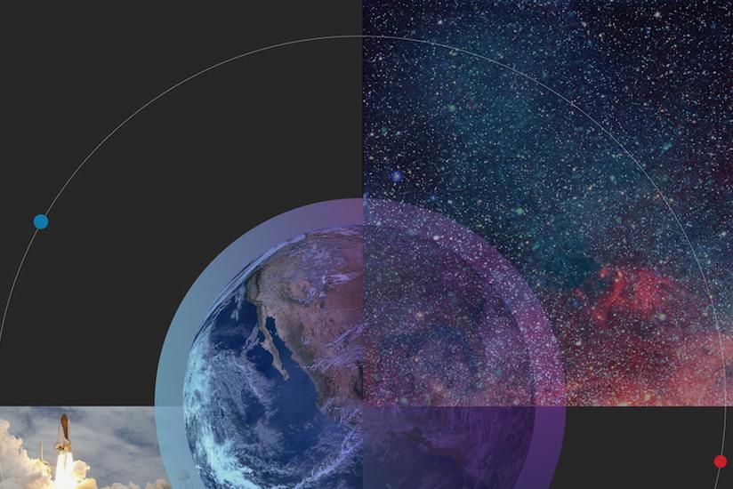 generic space image